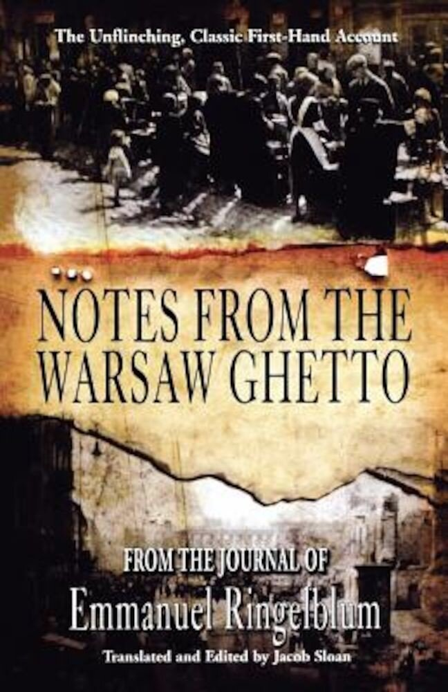 Notes from the Warsaw Ghetto, Paperback