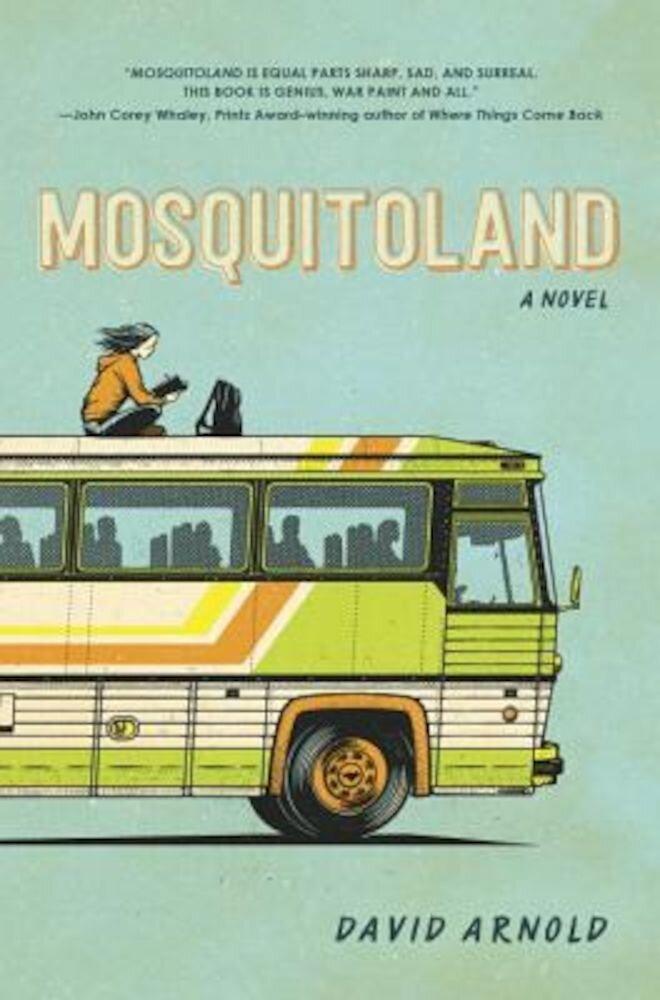 Mosquitoland, Hardcover