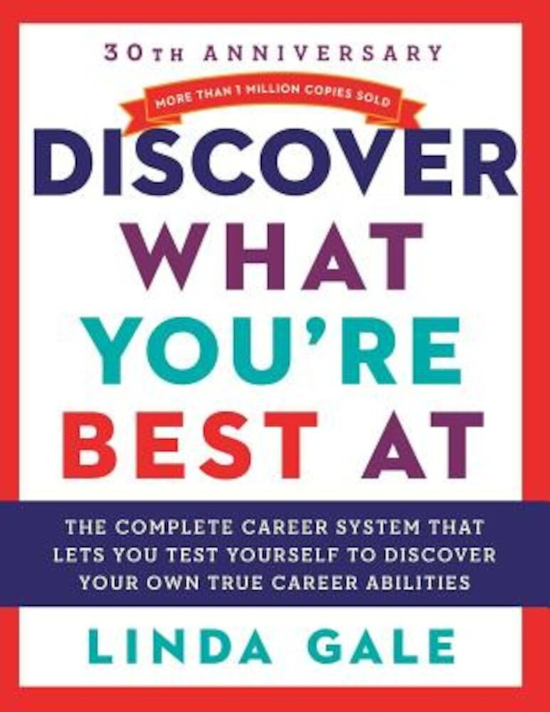 Discover What You're Best at: Revised for the 21st Century, Paperback