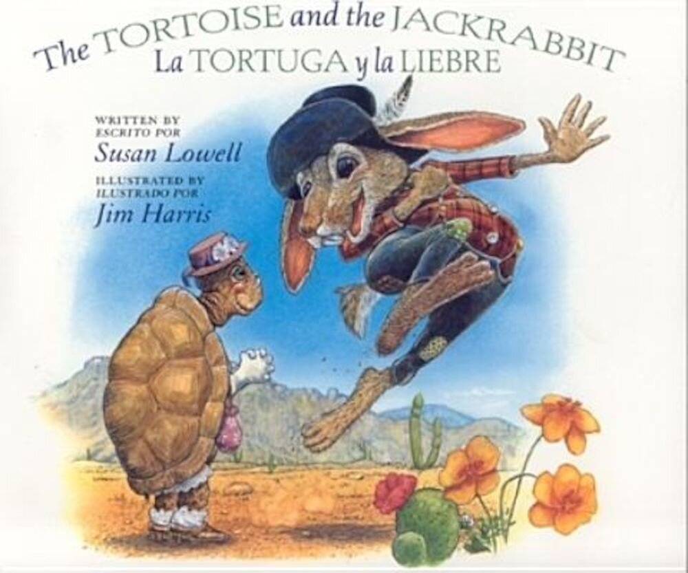 The Tortoise and the Jackrabbit, Paperback