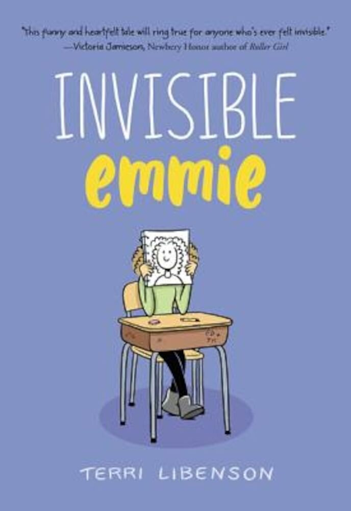 Invisible Emmie, Hardcover