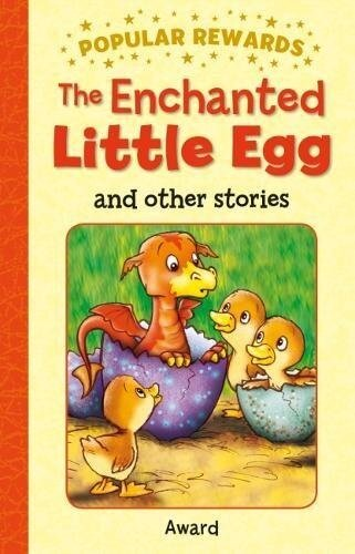 Coperta Carte The Enchanted Little Egg and Other Stories