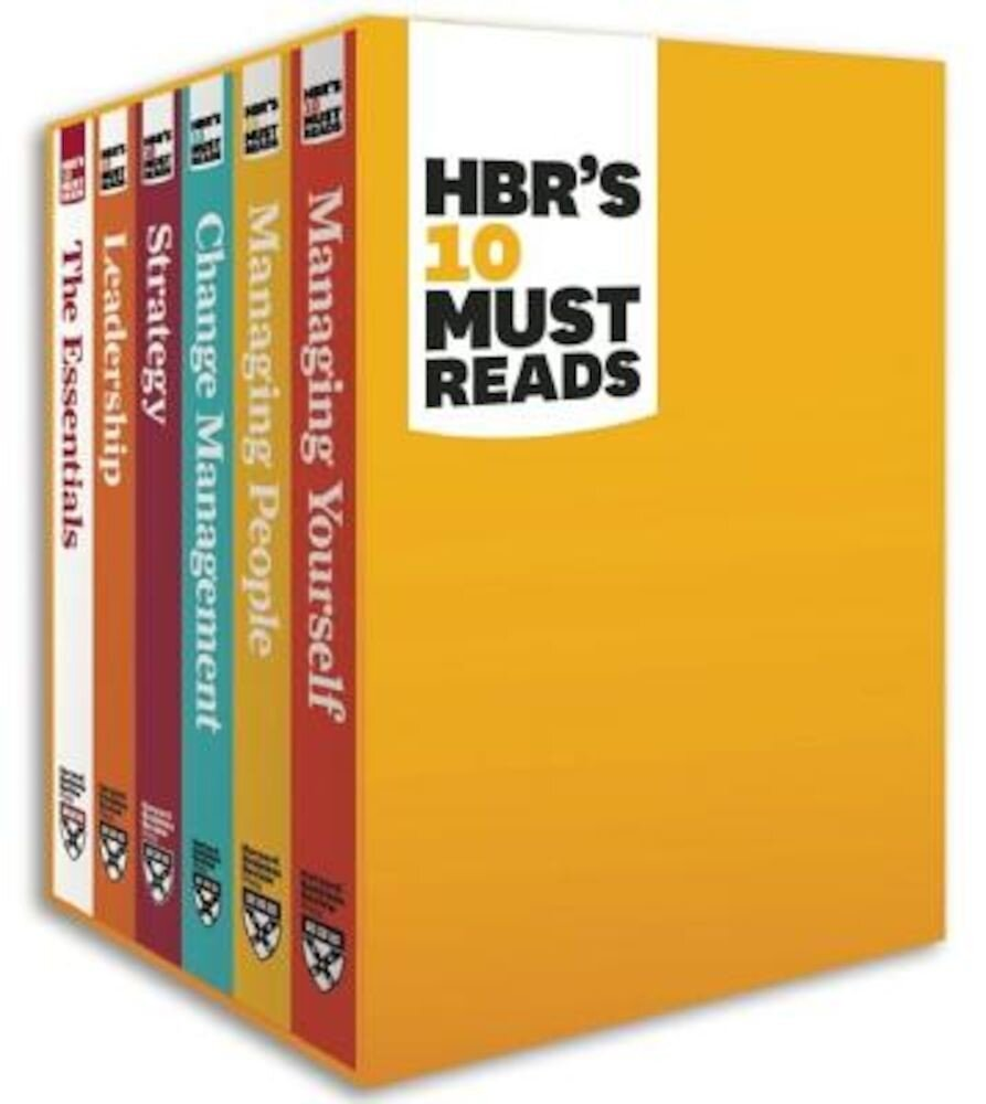 HBR's 10 Must Reads, Paperback