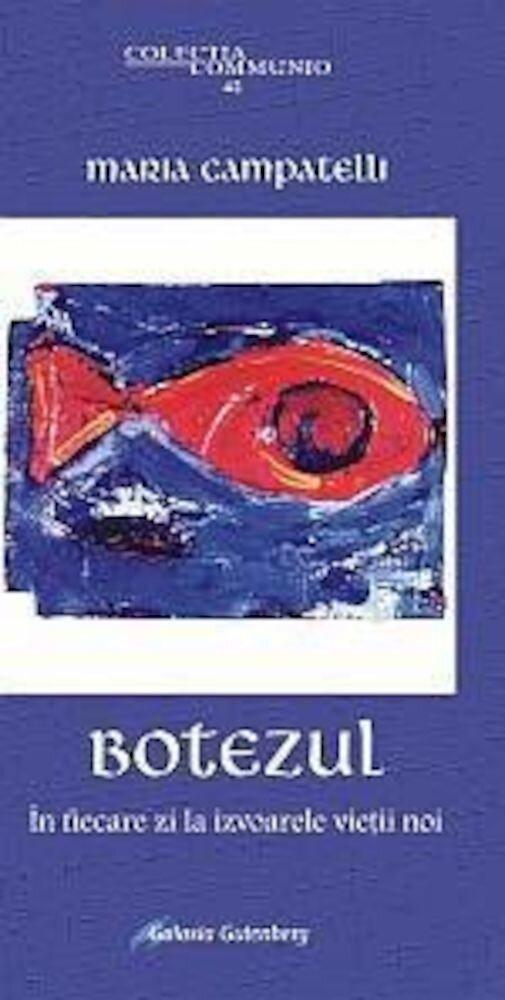 Coperta Carte Botezul