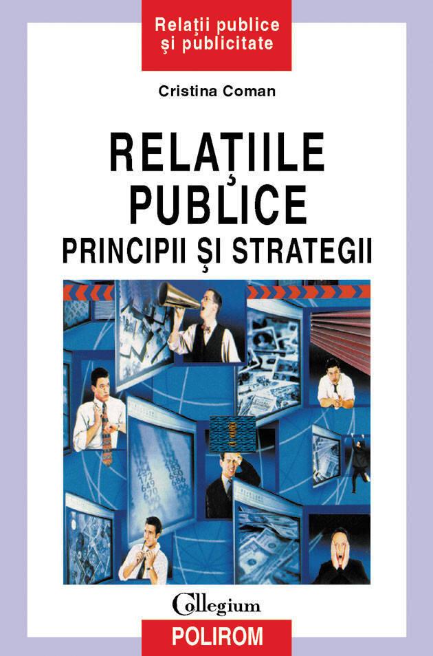 Relatiile publice: principii si strategii (eBook)