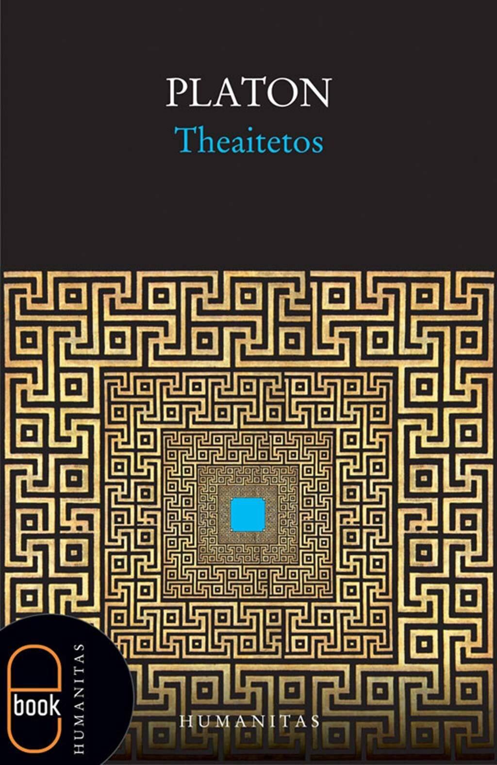 Theaitetos (eBook)