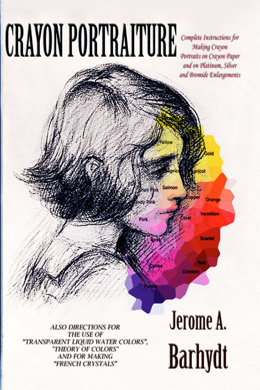 Crayon Portraiture (eBook)