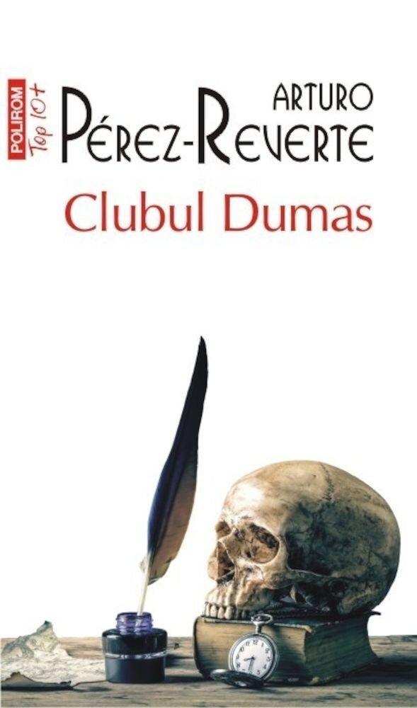 Coperta Carte Clubul Dumas (Top 10+)