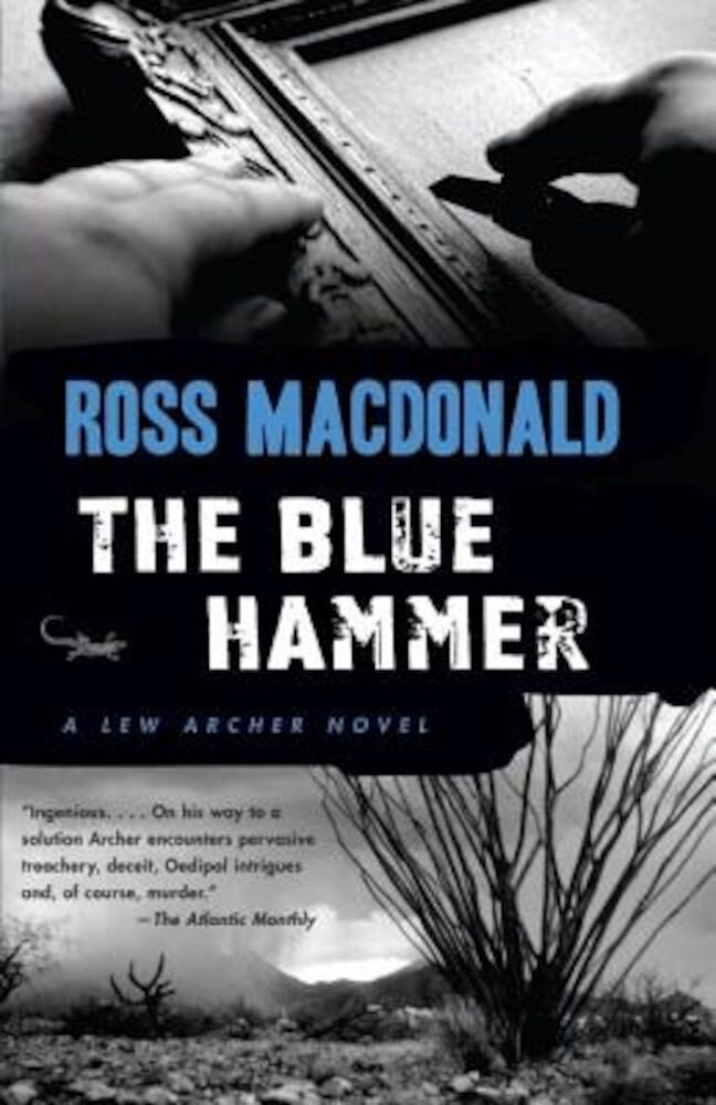 The Blue Hammer, Paperback
