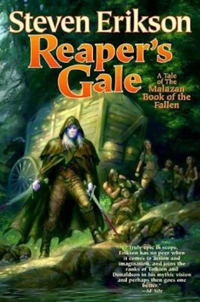 Reaper's Gale, Paperback