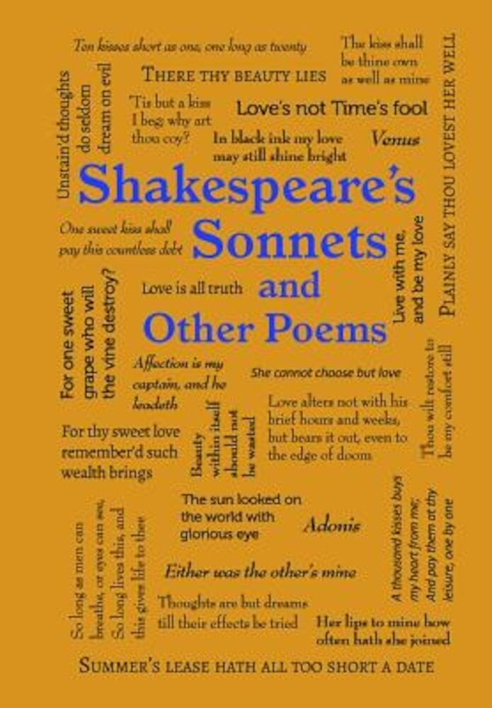 Shakespeare's Sonnets and Other Poems, Paperback
