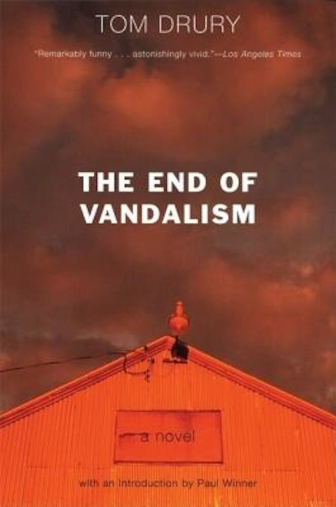 The End of Vandalism, Paperback