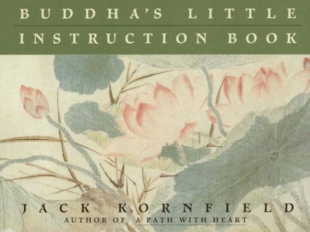 Buddha's Little Instruction Book, Paperback