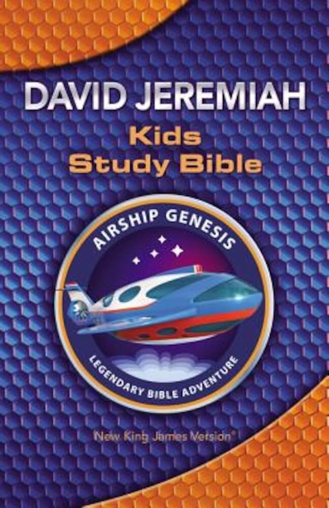 Airship Genesis Kids Study Bible, Hardcover
