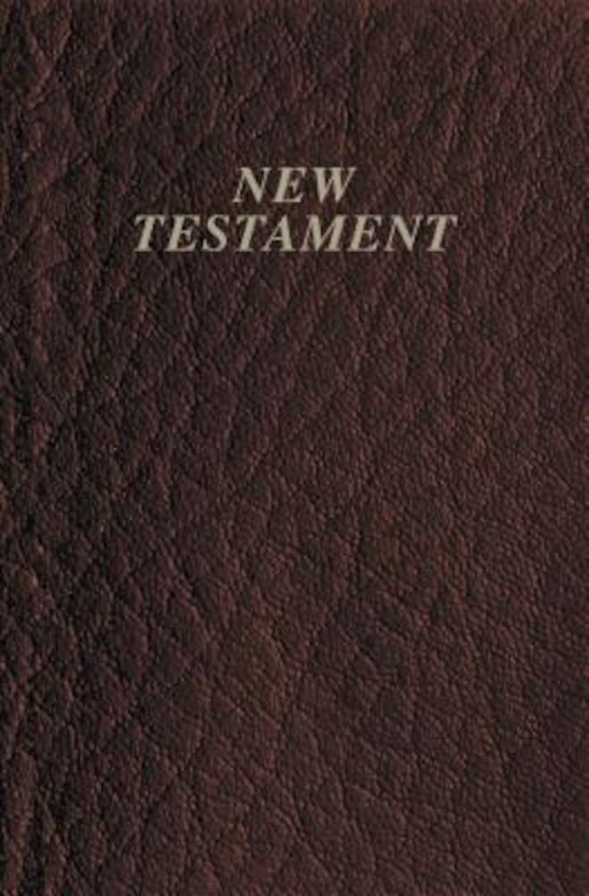 Vest Pocket New Testament-KJV, Paperback