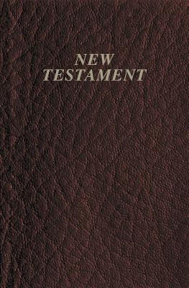 Vest Pocket New Testament-KJV, Paperback