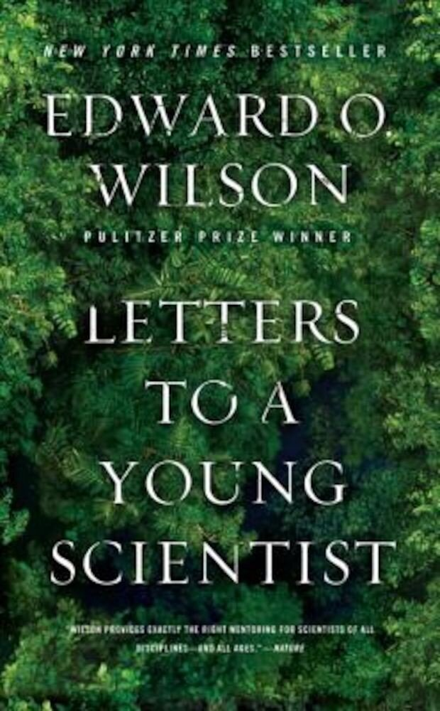 Letters to a Young Scientist, Paperback