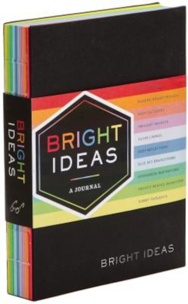Bright Ideas Journal, Hardcover