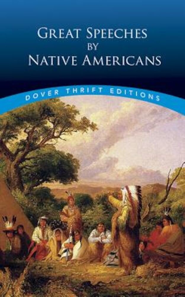 Great Speeches by Native Americans, Paperback