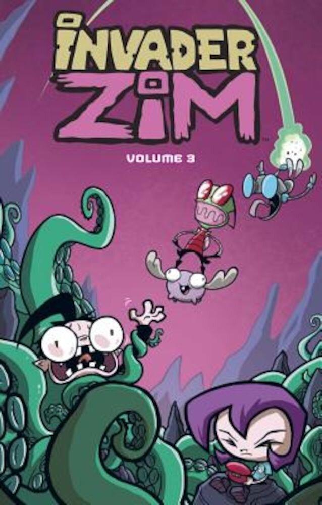 Invader Zim Volume Three, Paperback