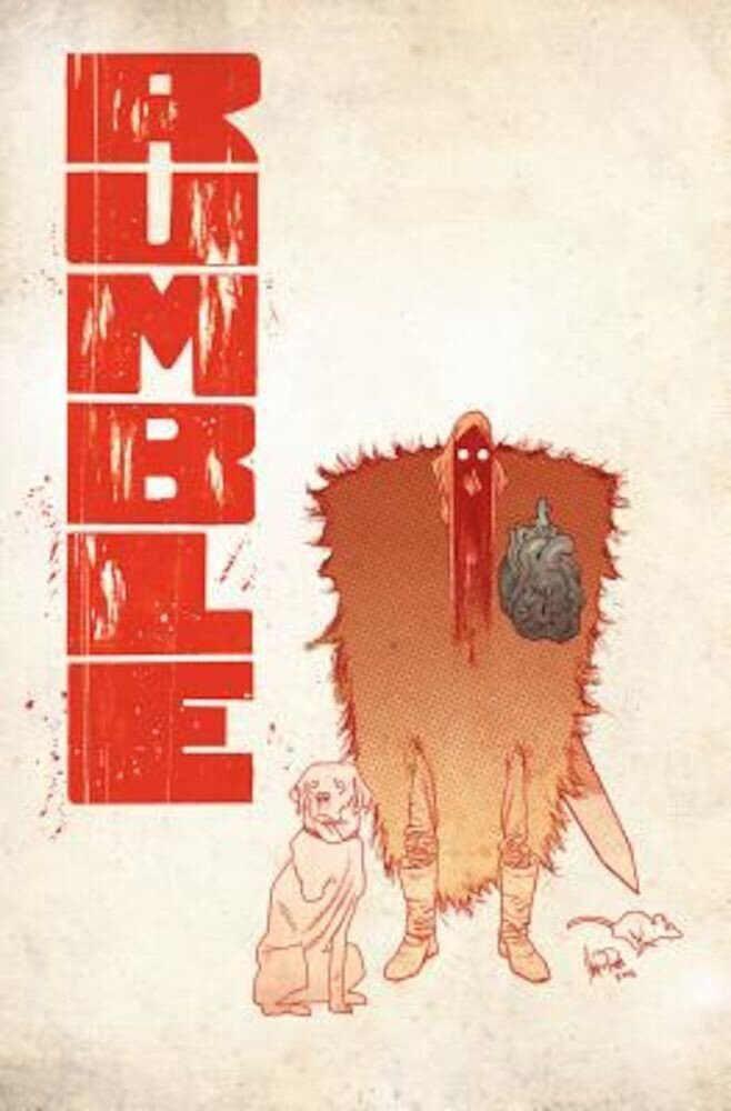 Rumble, Volume 2: A Woe That Is Madness, Paperback