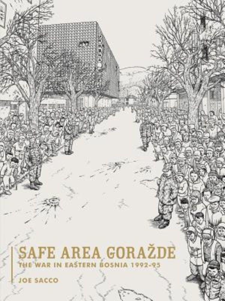 Safe Area Gorazde, Paperback