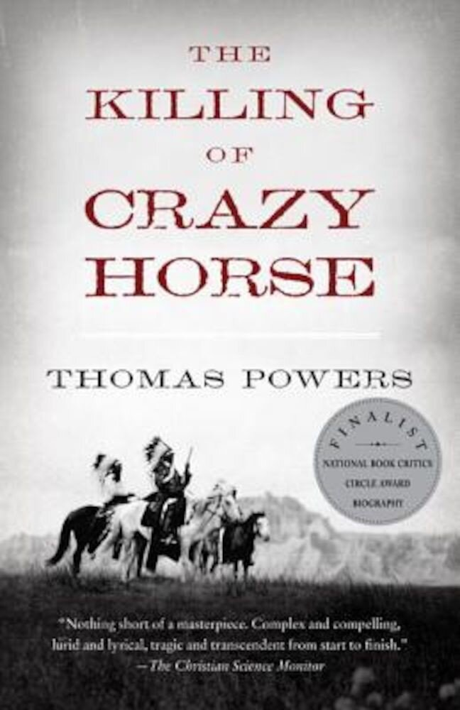 The Killing of Crazy Horse, Paperback