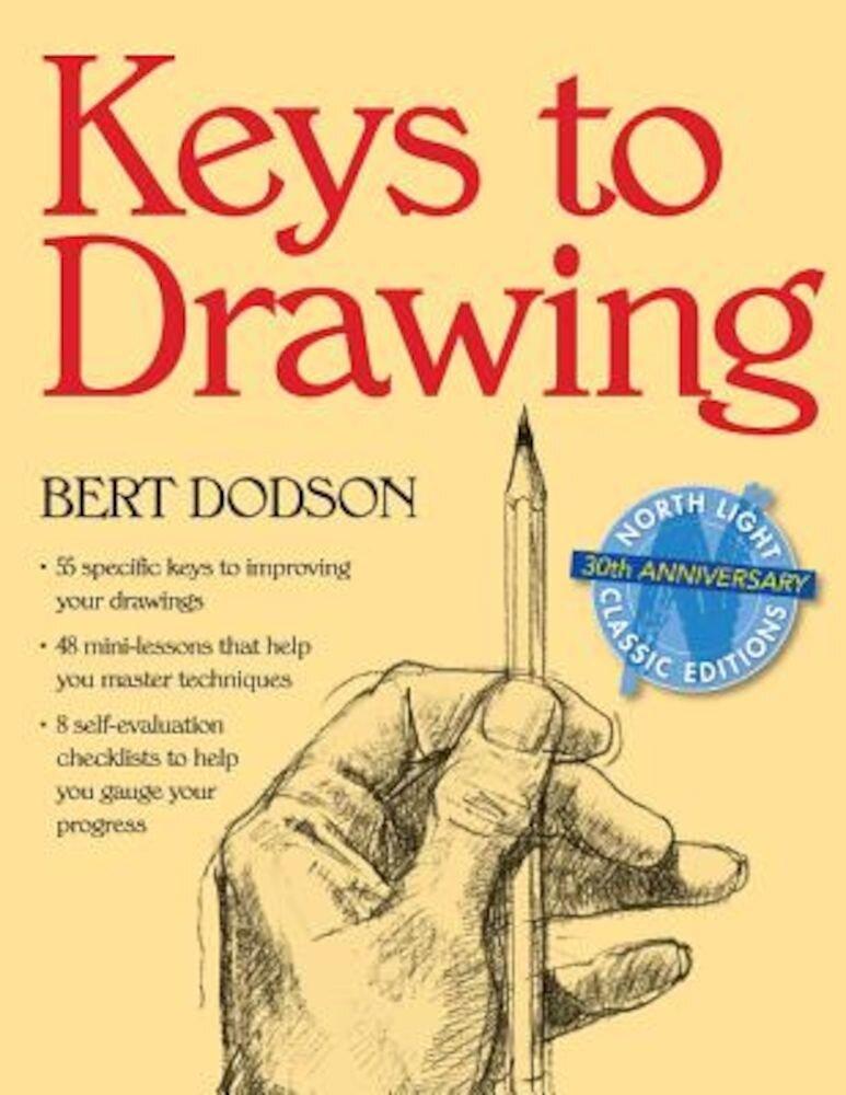 Keys to Drawing, Paperback