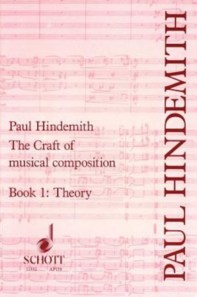 The Craft of Musical Composition, Book 2: Exercises in Two-Part Writing, Paperback