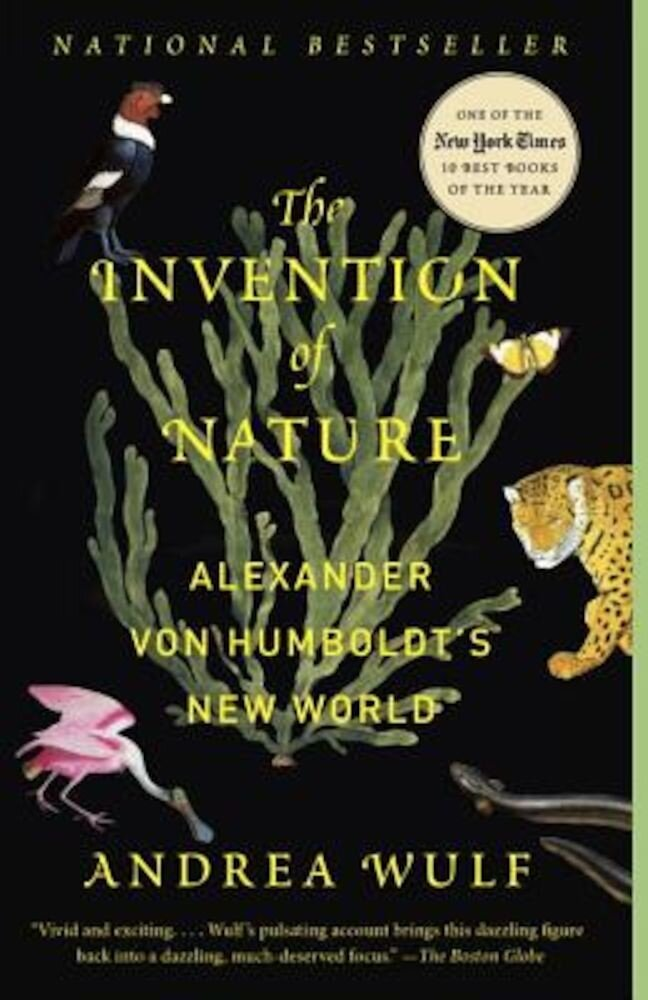 The Invention of Nature, Paperback