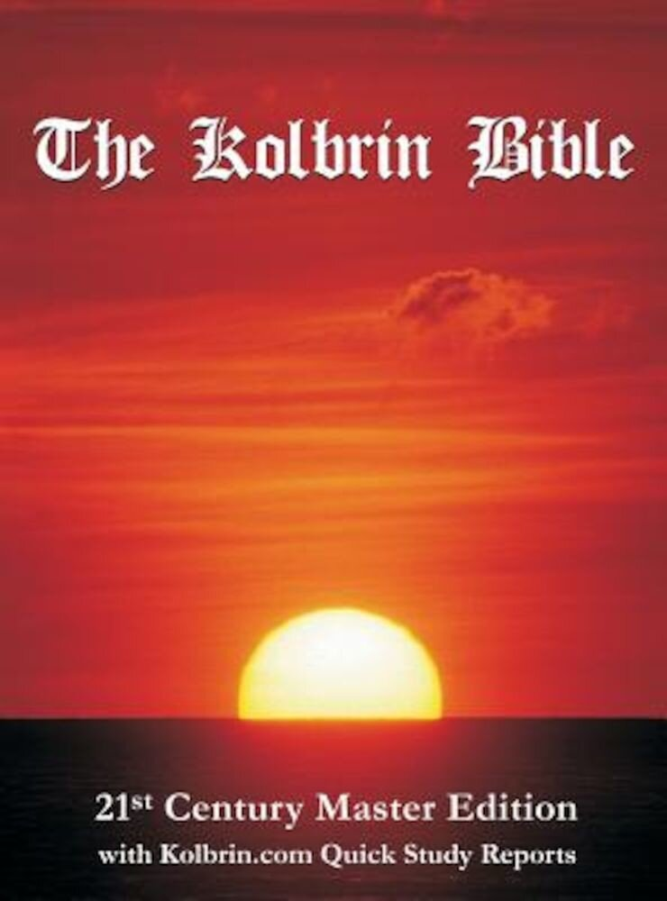 The Kolbrin Bible: 21st Century Master Edition (Hard Cover), Hardcover
