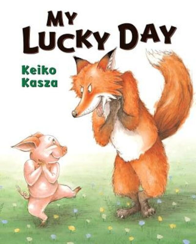 My Lucky Day, Hardcover