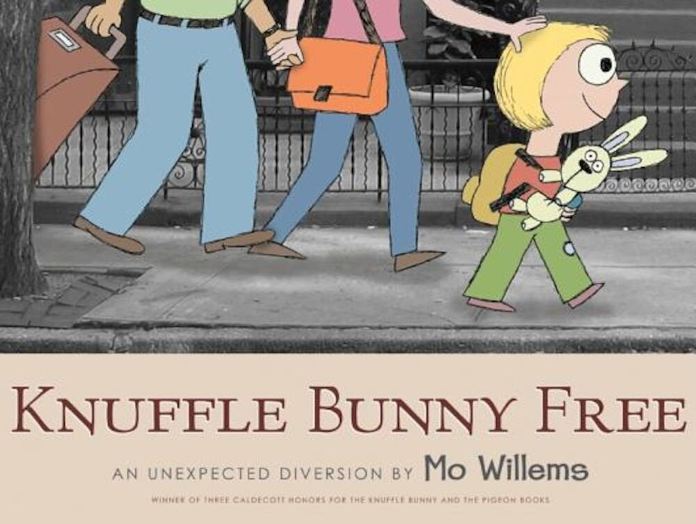 Knuffle Bunny Free: An Unexpected Diversion, Hardcover