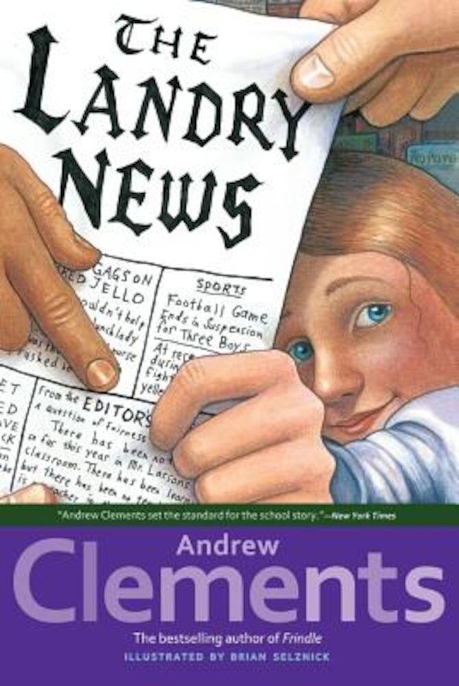 The Landry News, Paperback
