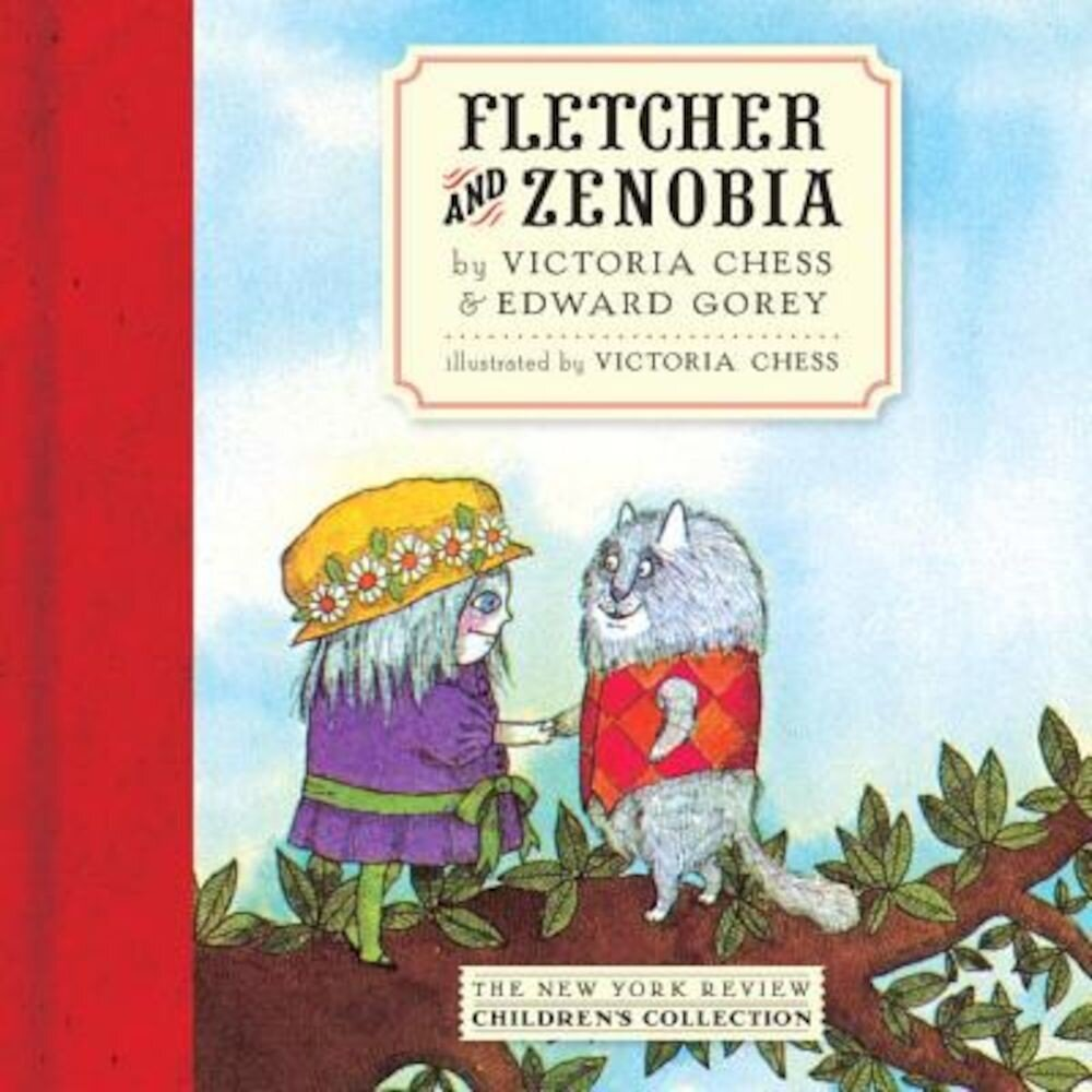Fletcher and Zenobia, Hardcover