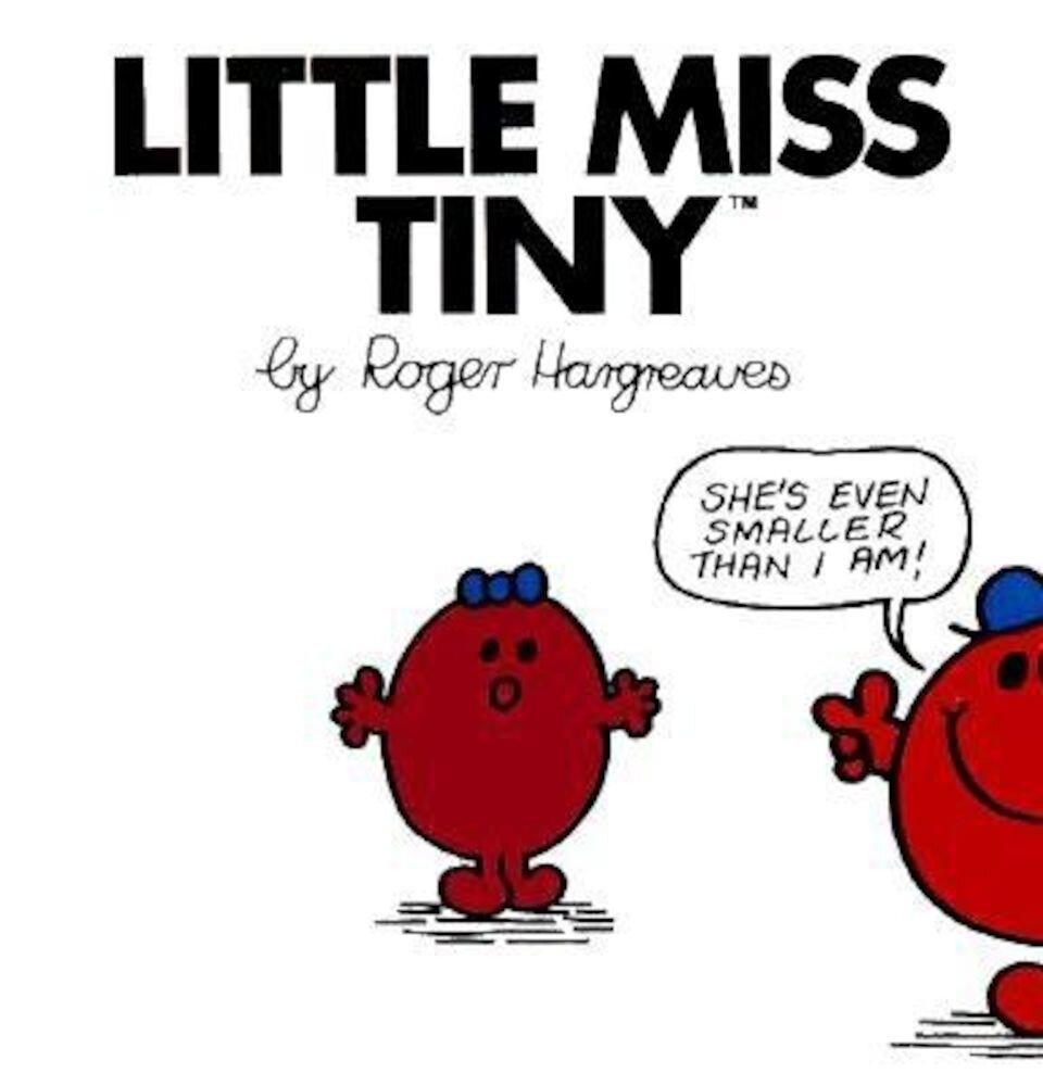 Little Miss Tiny, Paperback