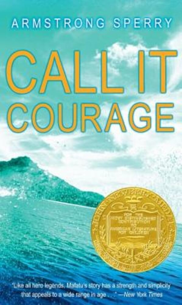 Call It Courage, Paperback