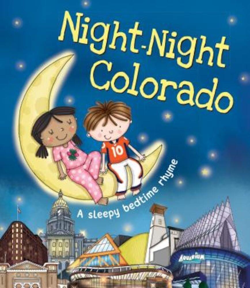Night-Night Colorado, Hardcover