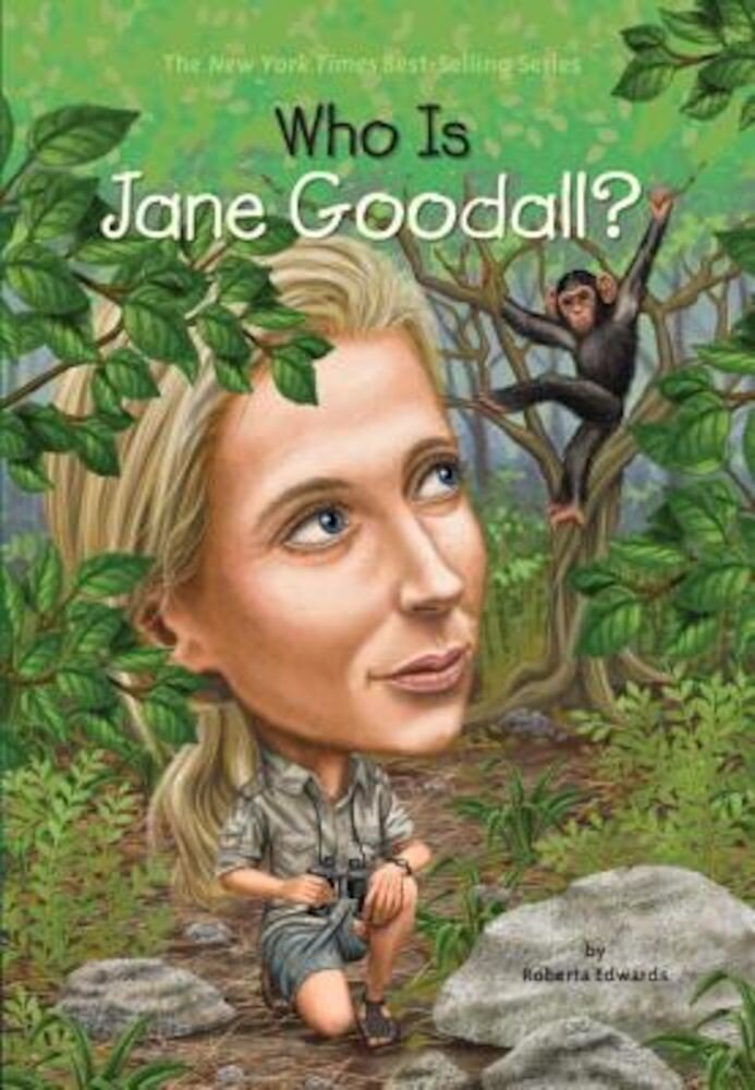 Who Is Jane Goodall?, Paperback