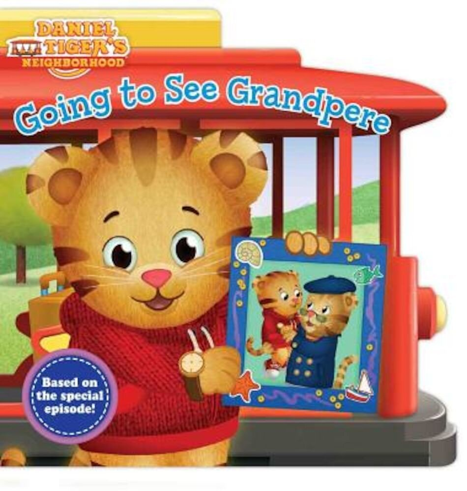 Going to See Grandpere, Hardcover