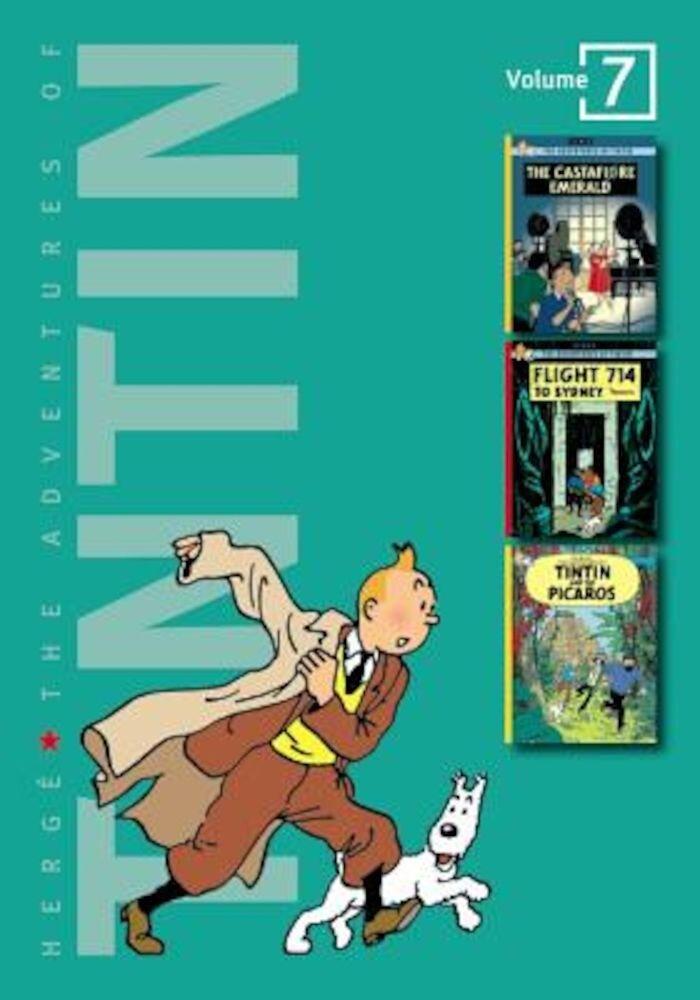 The Adventures of Tintin: Volume 7, Hardcover