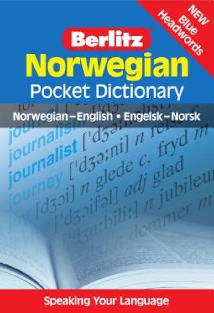 Norwegian Pocket Dictionary, Paperback