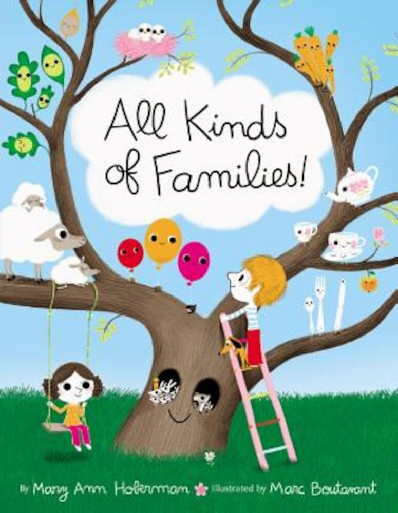 All Kinds of Families!, Hardcover