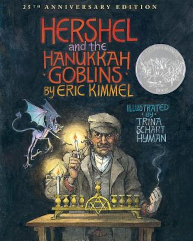 Hershel and the Hanukkah Goblins, Hardcover