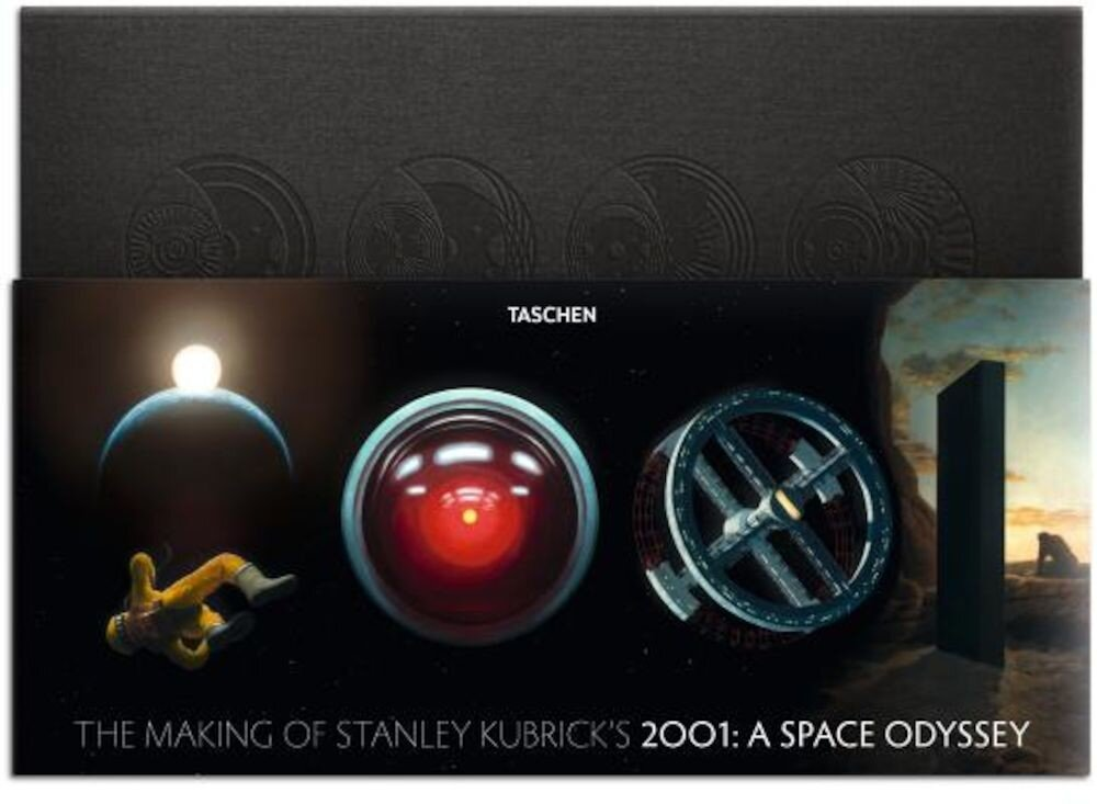 The Making of Stanley Kubrick's '2001: A Space Odyssey', Hardcover