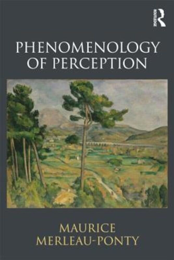 Phenomenology of Perception, Paperback