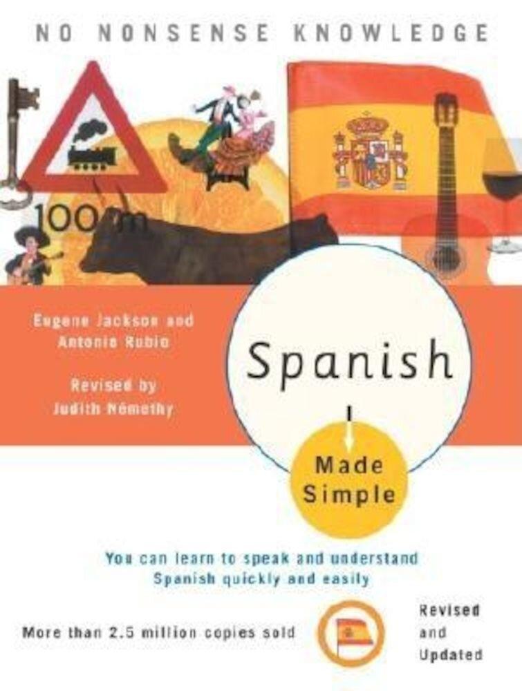 Spanish Made Simple, Paperback