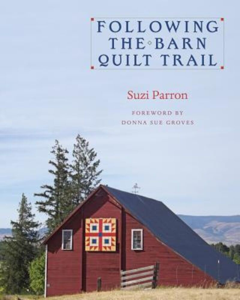 Following the Barn Quilt Trail, Paperback