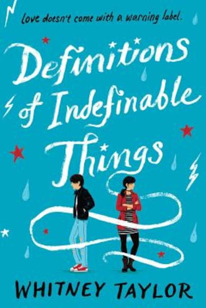 Definitions of Indefinable Things, Hardcover
