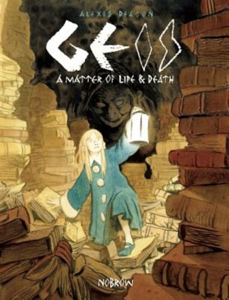 Geis: A Matter of Life and Death, Hardcover